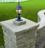 Small photo of Concrete Retaining Wall Systems