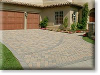 Photo of Concrete Interlocking Pavers