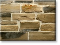 Small photo of Ledgestone or Ashlar Strip from Lompoc Quarries