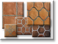 Small photo of Concrete Tiles