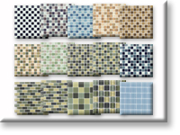 Small photo of Glass Tile