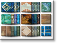 Small photo of Pool Tiles