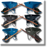Small photo of Wheelbarrows