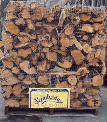 Click for a Large Photo of Juniper Firewood