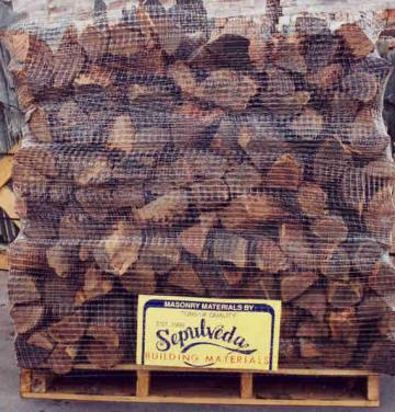 Click for a Large Photo of Almond Firewood