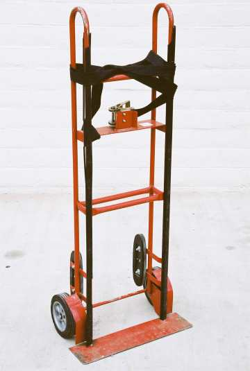 Appliance Dolly From Sepulveda Building Materials