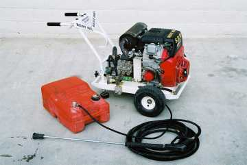 Water Or Sand Blaster Or Pressure Washer From Sepulveda
