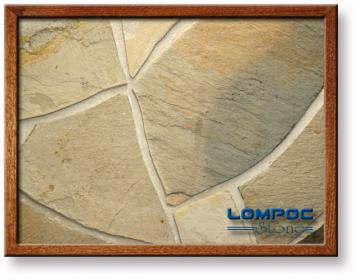 Click for a Large Photo of Lompoc Oatmeal Flagstone