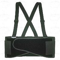 Click for a Large Photo of Back Support Belt - Large Back Support 8 Inches