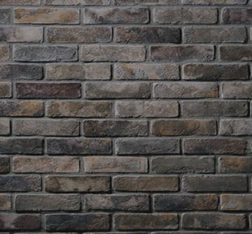 Cultured brick veneer bucks county used brick from for Modern brick veneer