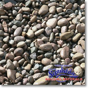 "Click for a Large Photo of Apache Pebble 3/4"" to 1 1/2"" size"
