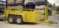 Small photo of Utility Trailer - 2 axle