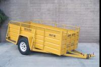 Small photo of Utility Trailer - 1 axle