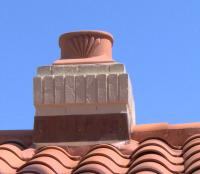 Small photo of Chimney Pot - Essex