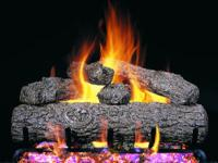 Small photo of Classic Oak Series Gas Logs