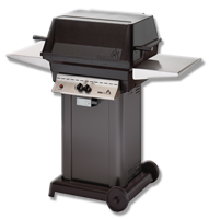 Small photo of K40 BBQ on Black Pedestal