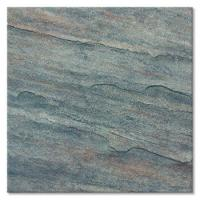 "Small photo of Quarziti Ocean 6"" x 6"" Porcelain Tile"