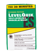 Small photo of LevelQuik® ES Extended Setting Self-Leveling Underlayment