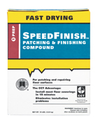 Small photo of SpeedFinish™ Patching & Finishing Compound