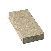 "Small photo of 1-1/4"" Sterling Grey Paver"