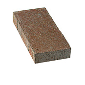 "Small photo of 1-1/4"" Medium Iron Spot Paver"
