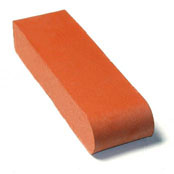 "Small photo of 9"" Sunset Red O/F S.BN Cored"