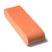 "Small photo of 9"" Rose Tan  O/F D.BN Cored"