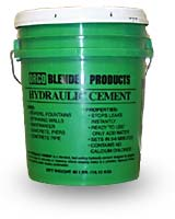 Small photo of Orco Hydraulic Cement