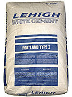 Small photo of Lehigh White Cement