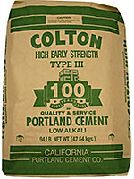 Small photo of Pre-Mix Products Type III Hi-Early Cement