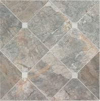 "Small photo of Temple Gray Honed Marble 12""x12"""