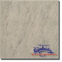 "Small photo of Amazonia Champagne 6"" x 6"" Porcelain Tile"