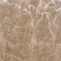 "Small photo of Empardor Light Marble Polished 12"" x 12"""