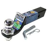 "Small photo of Trailer Ball and Hitch Kit 2""drop & 2"" Ball"