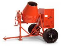 Small photo of Canoga Concrete Mixer - 1/2 Sack - 1HP Baldor Electric