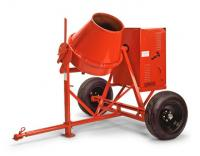 Small photo of Canoga Concrete Mixer - 1/3 Sack - 4HP Honda Gas Engine