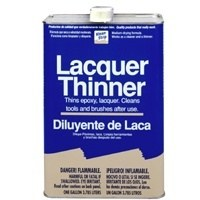 Small photo of Thinner - Quart Lacquer Thinner