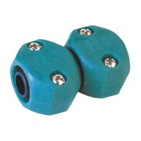 Small photo of Garden Hose Menders - Half Inch Plastic Hose Menders