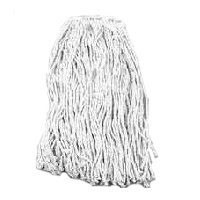 Small photo of Wet Mop Heads - 24 Ounce Cotton  No Tangle Mophead