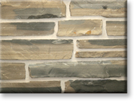 Small photo of Lompoc Ledge Gray Blend Thin Veneer from Lompoc Quarries