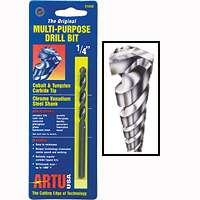 Small photo of Drill Bits - 3/16X3.5 Multi-Purpose Drill Bit