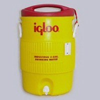 Small photo of Water Coolers - 5Gal Commercial Plastic  Water  Cooler