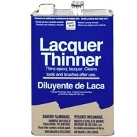 Small photo of Thinner - Gallon of Laquer Thinner