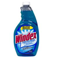 Small photo of Glass Cleaner - 32OZ Windex  Regular  Scent
