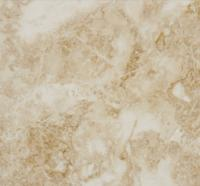"Small photo of Crema Cappuccino Marble Polished 12"" x 12"""