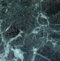 "Small photo of Dark Green Polished Marble 12""x12"""