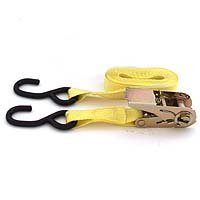 Small photo of Ratchet Tie Downs - 14FT HD Ratchet Tiedown