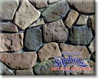 Small photo of Minnesota Fieldstone - Coastal Brown