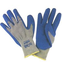 Small photo of Gloves - Rubber-Coated Palm