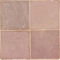 "Small photo of Desert Blush Sandstone 24""x24"""